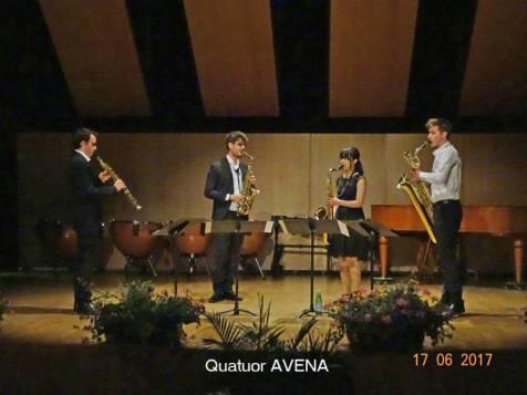 10 Quatuor Avena