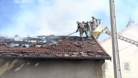 Incendie Remiremont 1