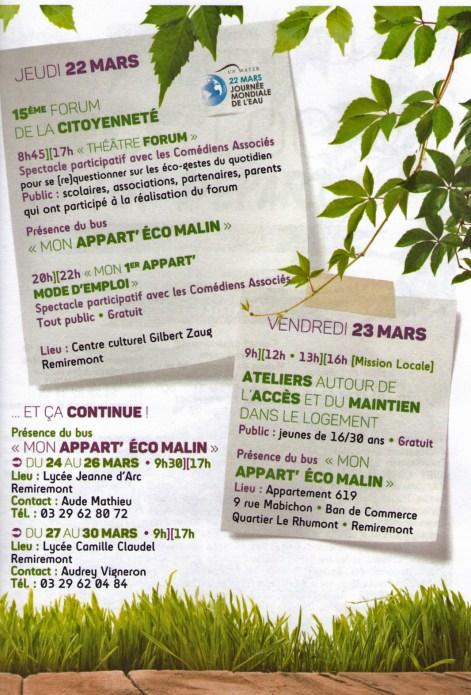 11 Programme