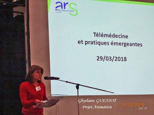 19 Me Ghyslaine Gueniot Telemedecine