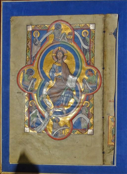 03 Enluminure du Christ