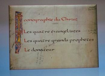 13 Evangéliaire Remiremont