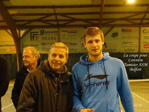 27 Vainqueur du Tournoi