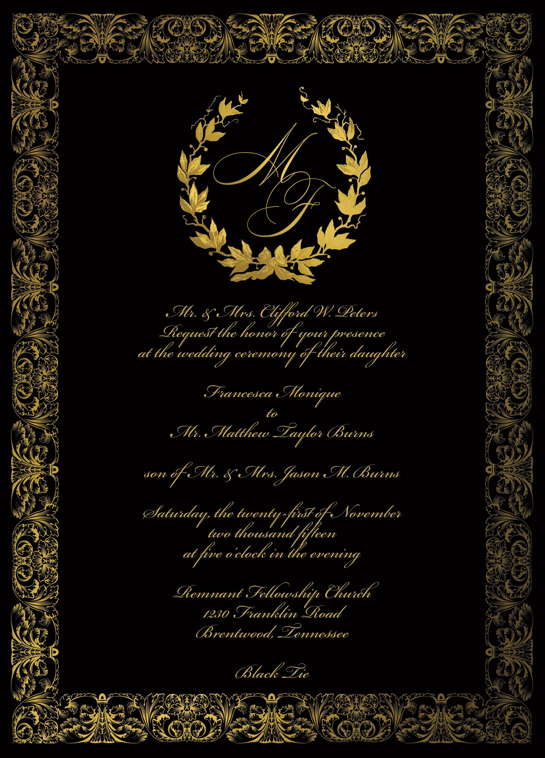 invitation images background
