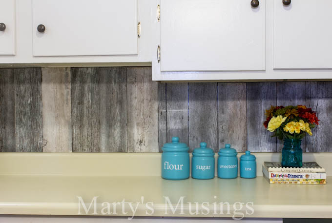 reclaimed wood kitchen backsplash remodelaholic wood backsplash