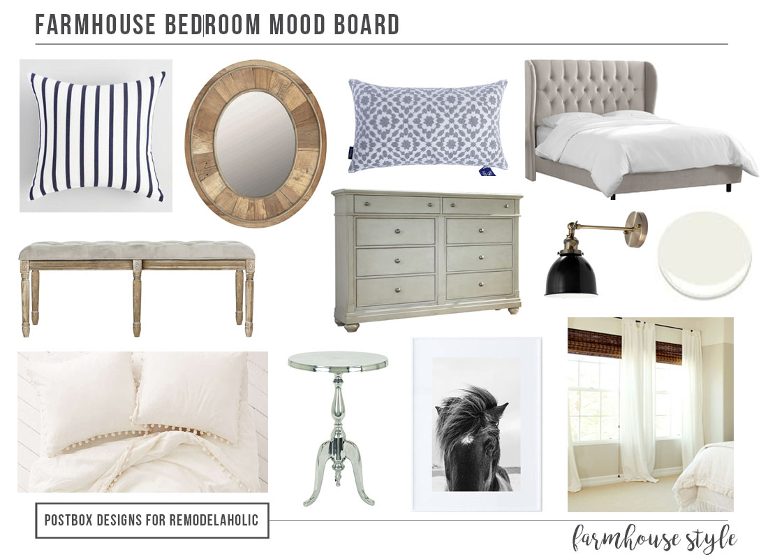 Remodelaholic 12 Items For A Perfect Fixer Upper Style Farmhouse Bedroom