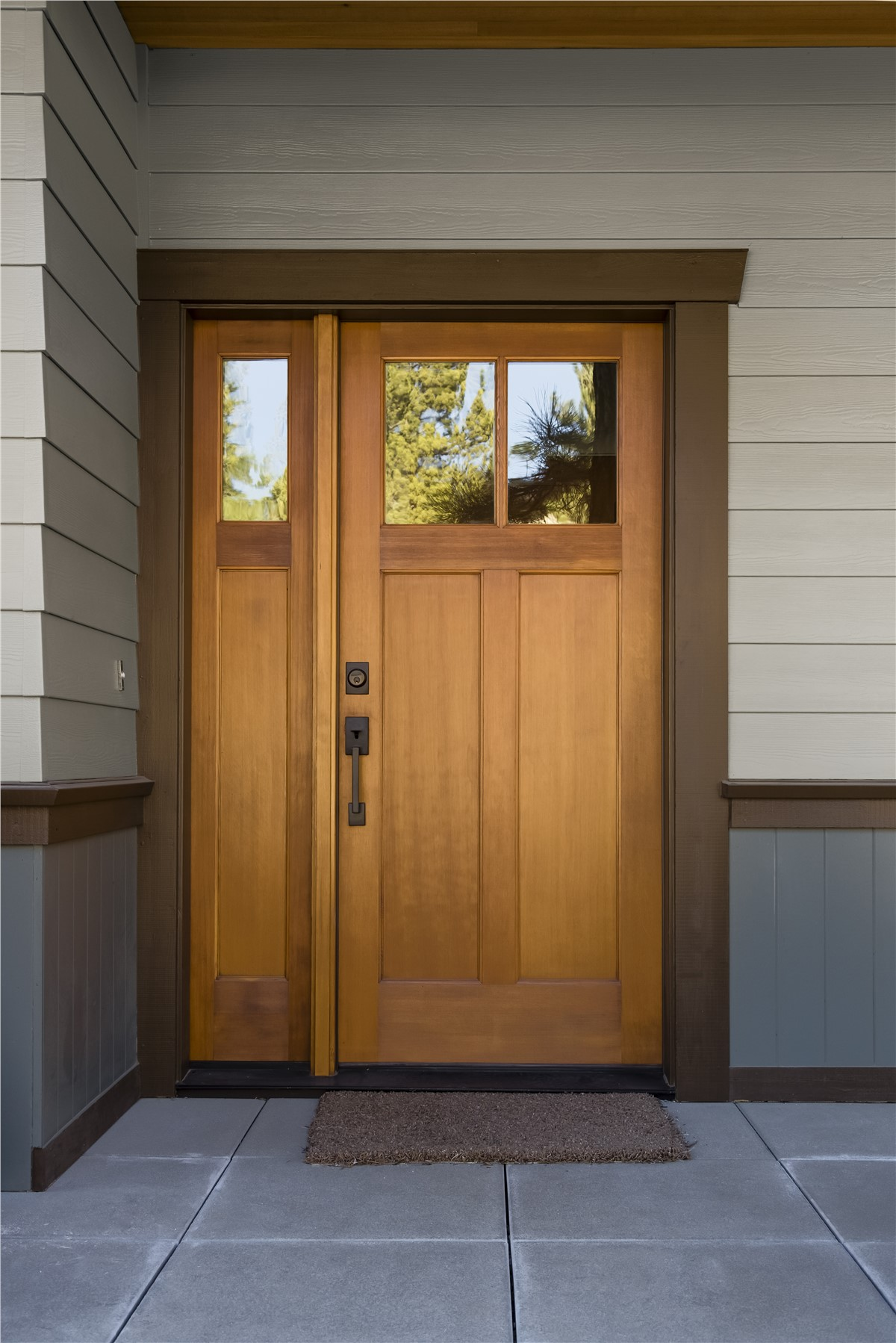 Entrance Doors Fiberglass Entry Doors All Weather Seal Of West Michigan