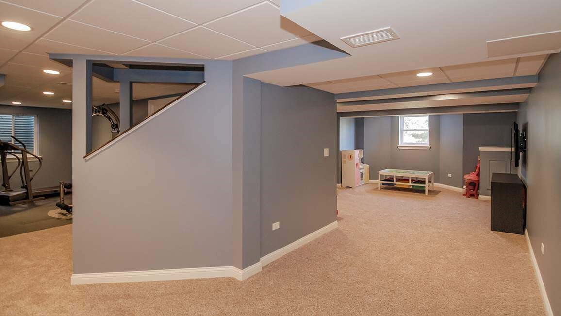 Basement Remodel Cost - $0 Down No Payments for 5 Months!
