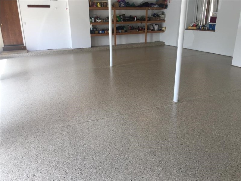 Finish Your Basement With Epoxy Concrete Floor Coating