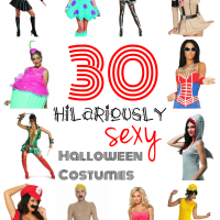"Most Hilarious ""Sexy"" Halloween Costumes"