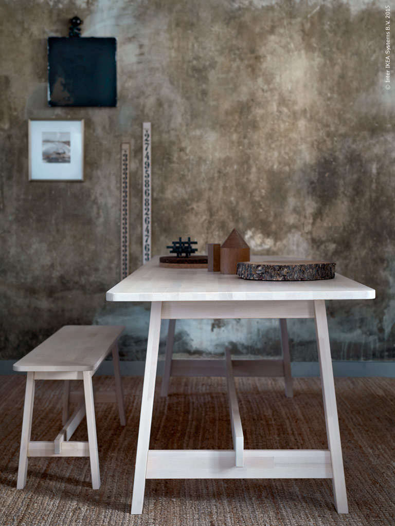Ikea High Table Gjöra/norråker: Cabin-worthy Furniture Collections From