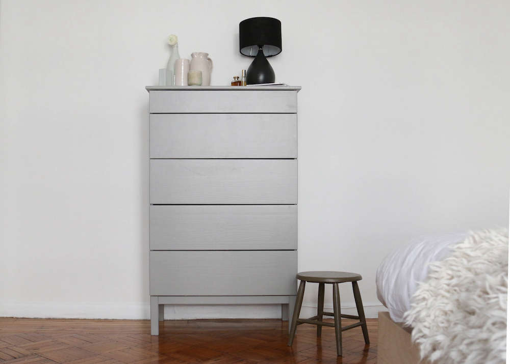 Ikea Pax Hack A Bedroom Refresh With Farrow & Ball Paint - Remodelista