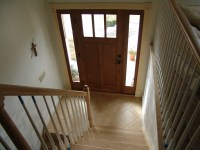 Ideas For Split Level Entryway - Houses Plans - Designs