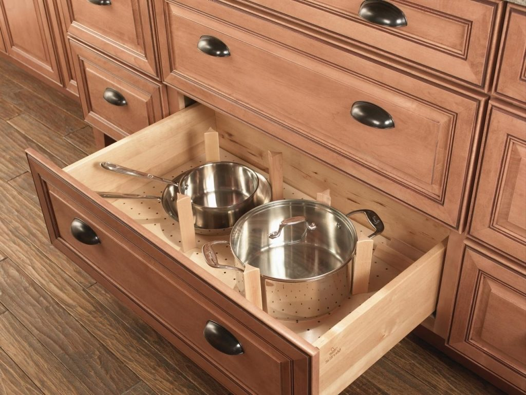 4 Reasons You Should Choose Drawers Instead Of Lower Cabinets