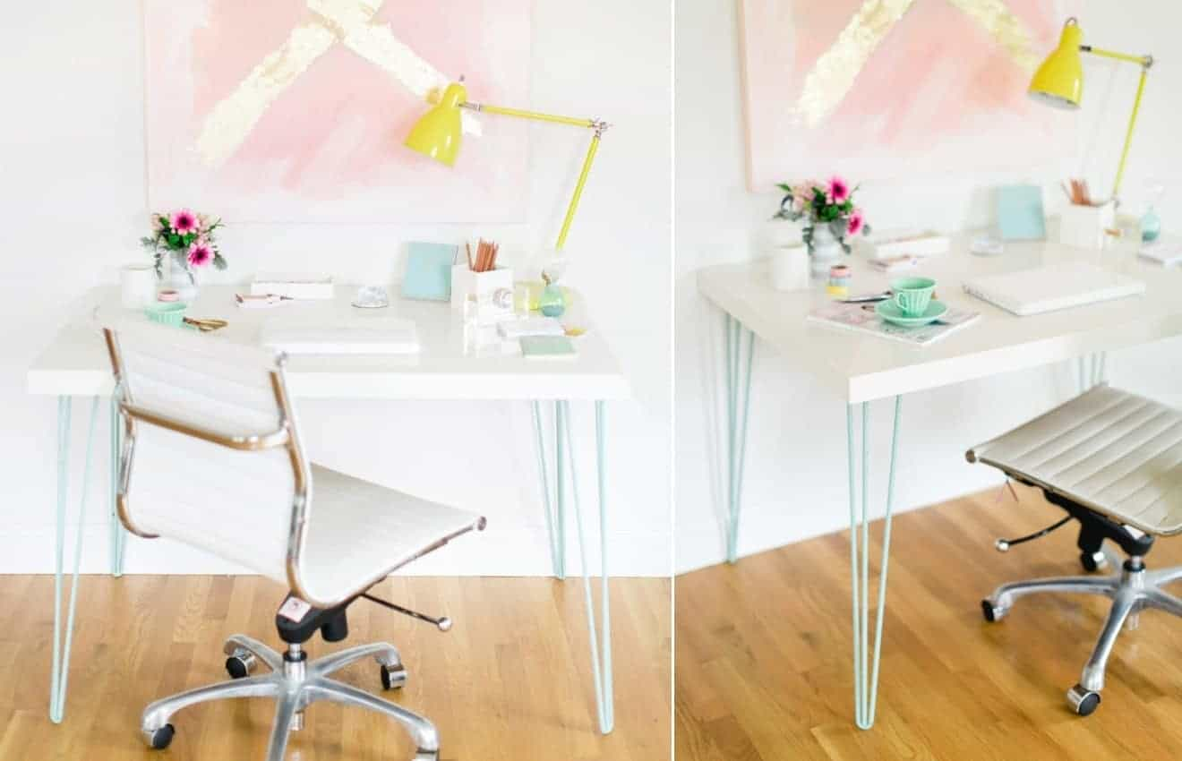 27 Inspiring Ikea Desk Hacks You Will Love Remodel Or Move