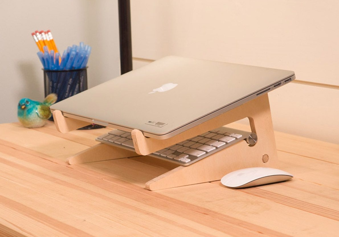 Top 8 Easiest Diy Laptop Stand Ideas To Help You Improve Your Work Effective Remodel Or Move