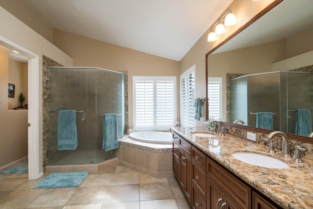 Kitchen Cabinets And Countertops Rancho Penasquitos Bathroom Remodel | Remodel Works