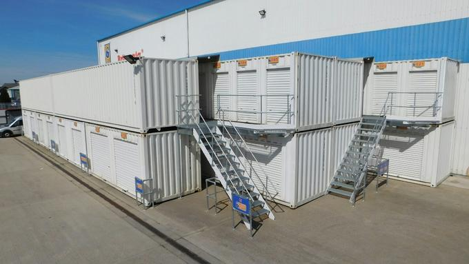 Self Storage Removals Hull International Shipping And