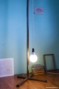 Elegant DIY Lamps Created For Under $50 Dollars Using ...