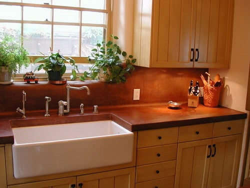Concrete Countertops Cost Concrete Countertop Ideas And Examples - Part 1 Of 2