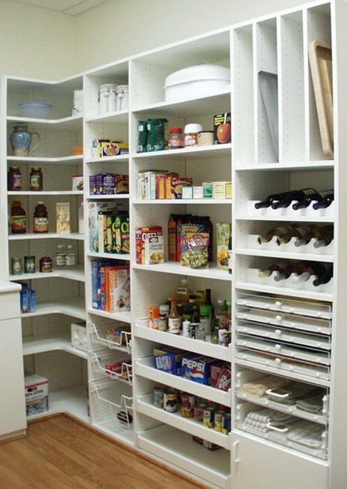Bauhaus Cocinas 31 Kitchen Pantry Organization Ideas - Storage Solutions