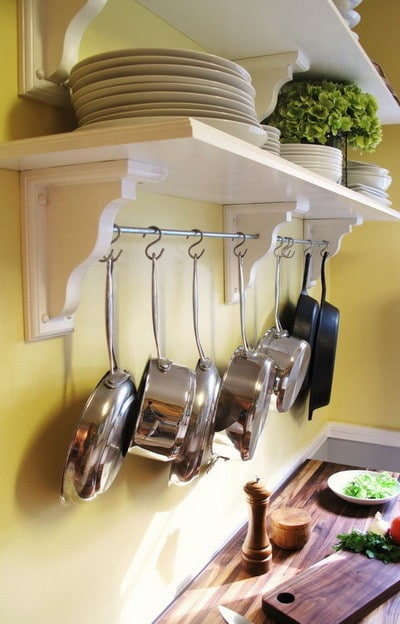 Organizar Cajones Cocina 30 Kitchen Pots And Pans Storage Solutions