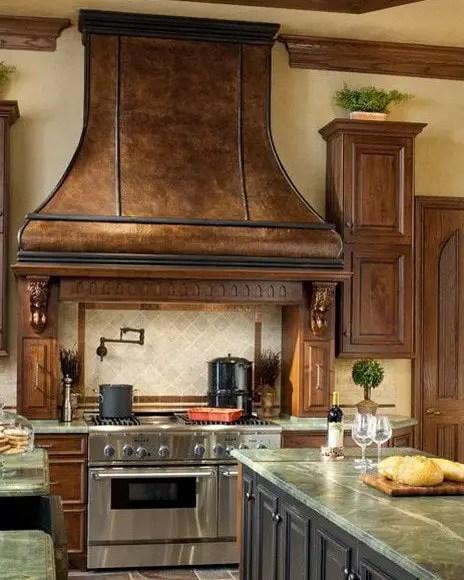 40 Kitchen Vent Range Hood Designs And Ideas RemoveandReplace - kitchen hood ideas