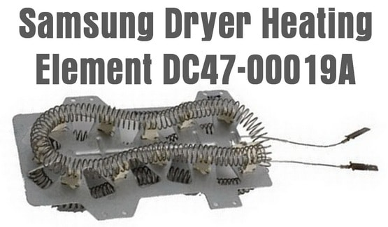 Samsung Dryer Runs But Will Not Heat - Clothes Dryer Is Not Getting Hot
