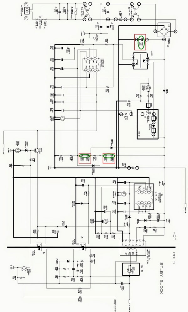 samsung schematic diagrams