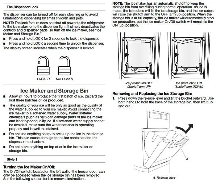 Whirlpool Refrigerator Schematic Diagram Wiring Schematic Diagram