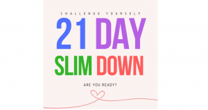 Membership includes 21 Day Challenge
