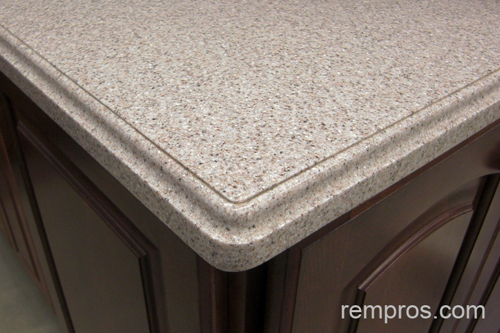 Concrete Countertops Cost Synthetic Stone Kitchen Countertop