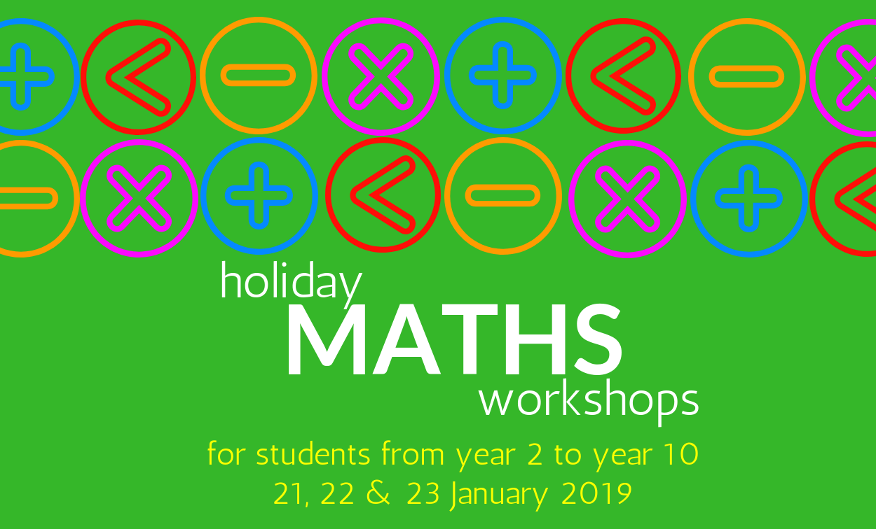 School Hoildays 2019 Adelaide School Holidays Maths Workshops Rem Tuition