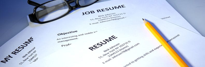 nyc resume services