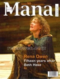 Mana Magazine, October-November 2009