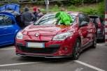 Renault Megane 3 beim Treffen des Renault Team Oberberg in Gummersbach