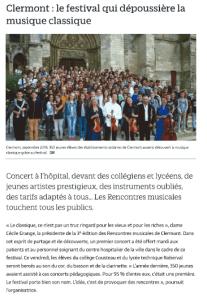le parisien, le 14 septembre 2017