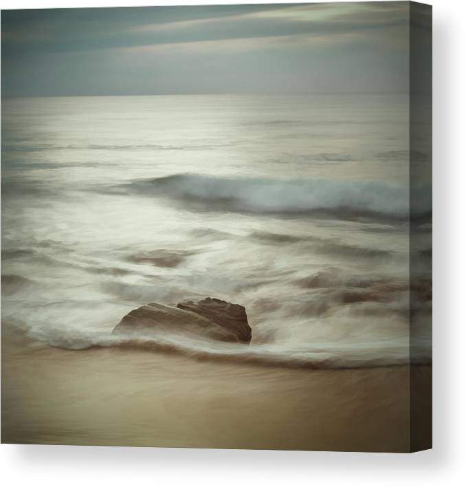 Beautiful Beach Scene Such Serenity Canvas Print / Canvas Art by