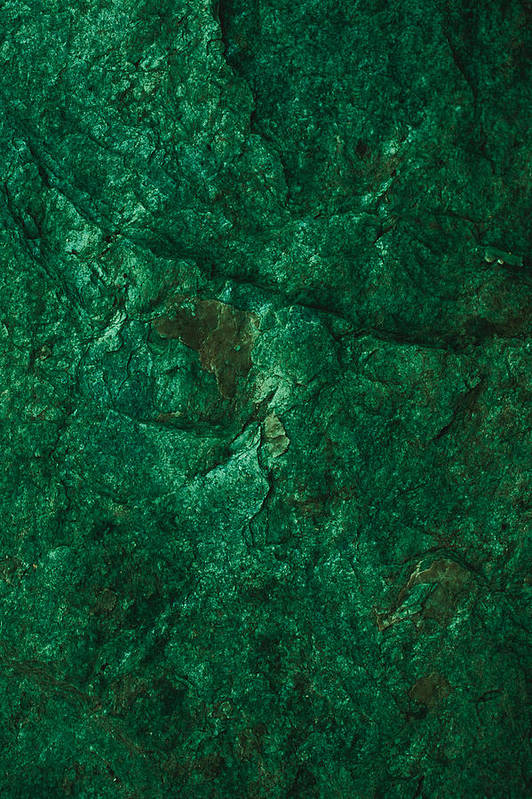 Abstract Green Texture And Background For Design Vintage Dark Green