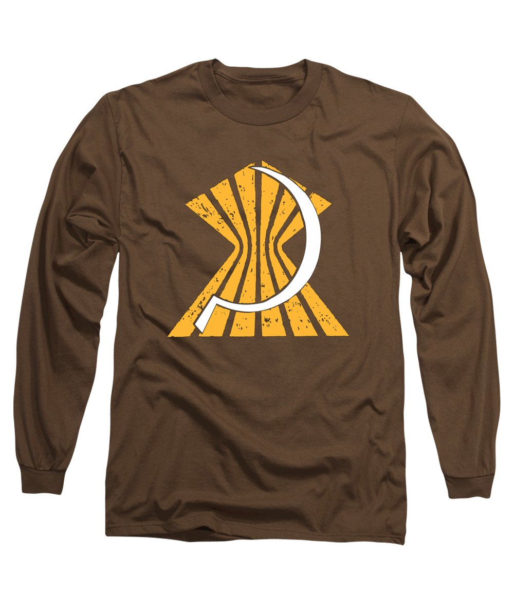 T Shirt Frame A Broken Frame Logo Long Sleeve T Shirt