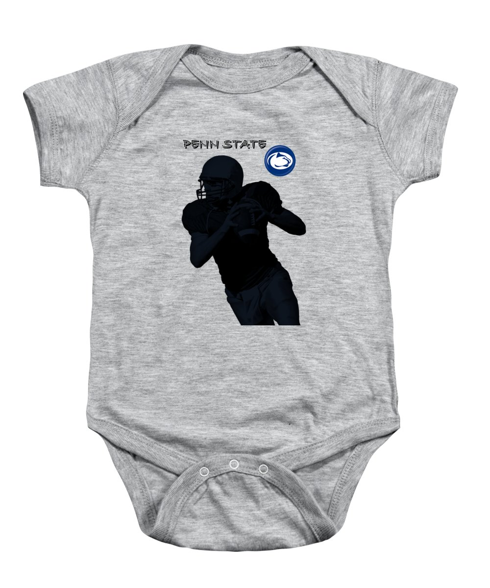 Dehner Shop Penn State Football Baby Onesie
