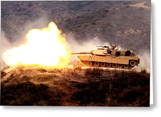 M1 Abrams Tank Us Marine Corps Camp Pendleton Photograph by L Brown