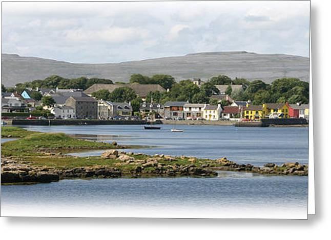 Kinvara Bay Galway Ireland Photograph By Gerard Dillon