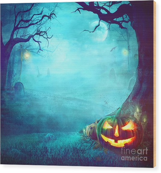 spooky background - Ukransoochi