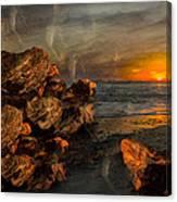 Romantic Dreams Mixed Media by Angela Stanton
