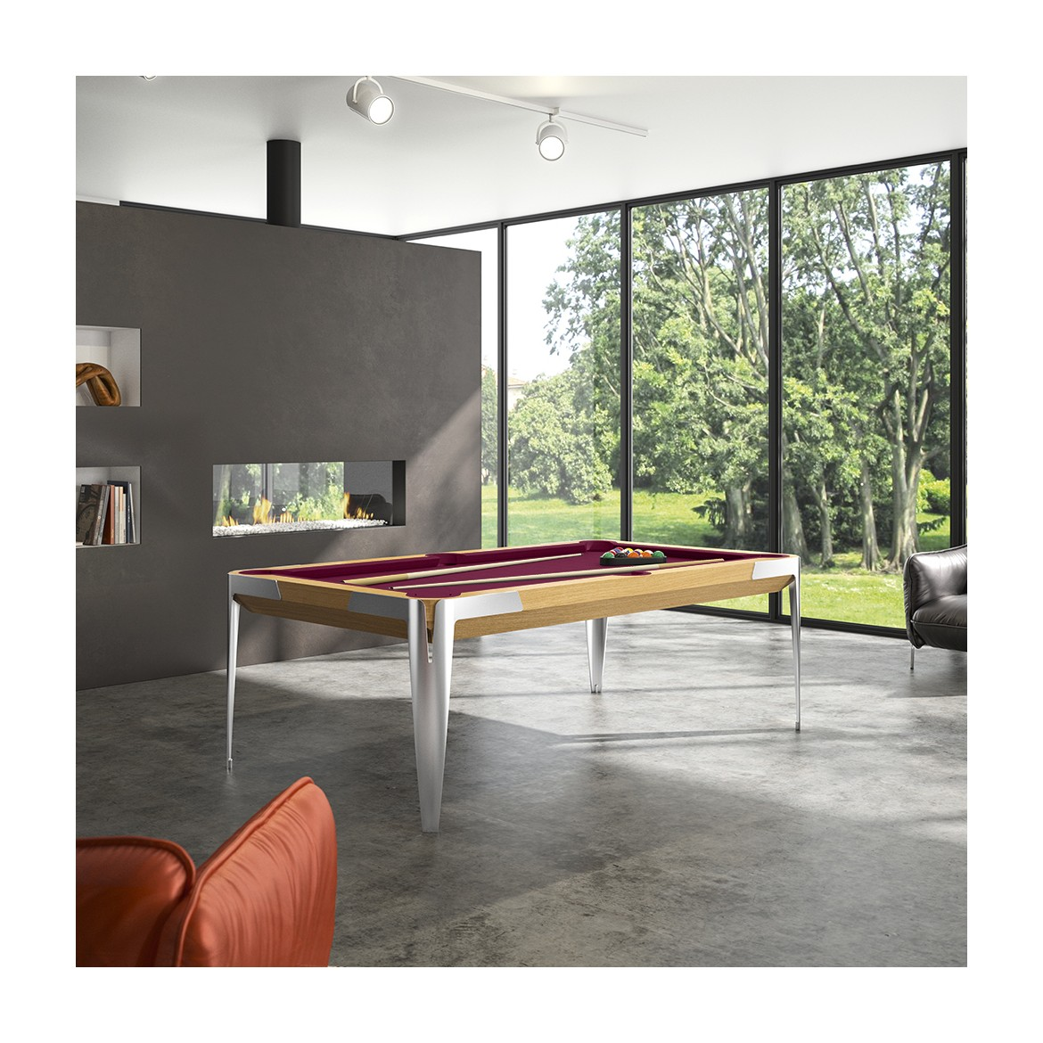 Baby Foot Table A Manger Achat Billard Américain Design Table Transformable