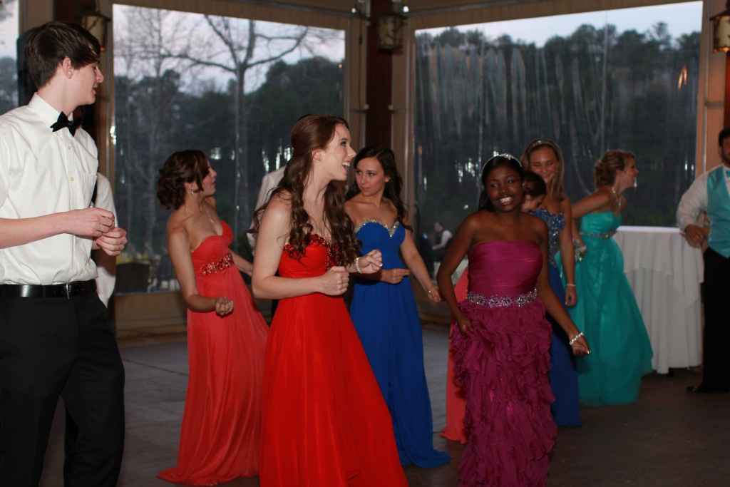 Candid Prom Night