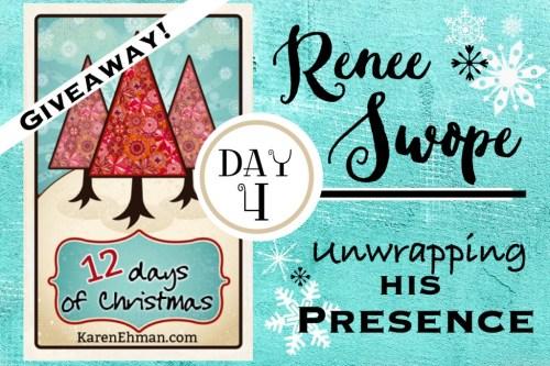12 Days of Christmas Giveaways at KarenEhman.com