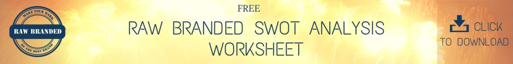Download Freebie - SWOT Worksheet FINAL