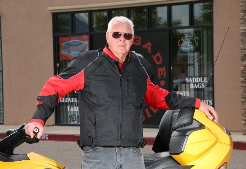 Motorcycle Riding Gear Albuquerque